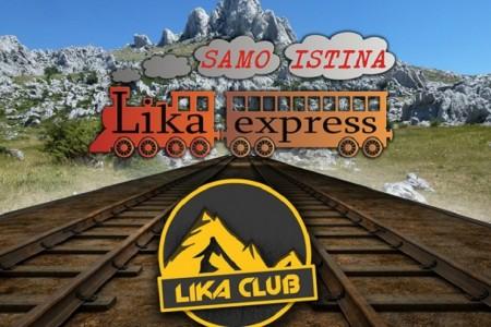 LIKACLUB I LIKA-EXPRESS: Ovom suradnjom Lika je medijski pokrivena, nemamo tabu tema