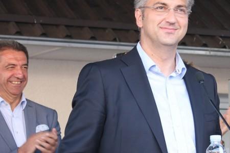 Premijer Plenković danas dolazi u Gospić