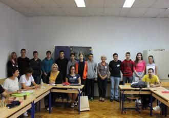 Gospićki sastanak predstavnika škola iz sedam europskih država