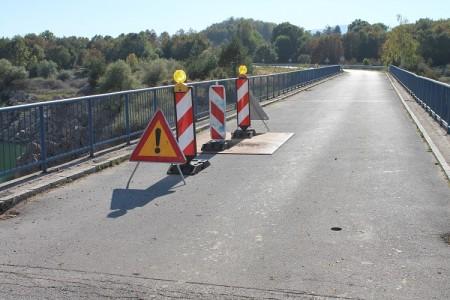 Obnova Kaluđerovačkog mosta tek na proljeće