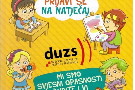 Natječaj DUZS-a za školarce