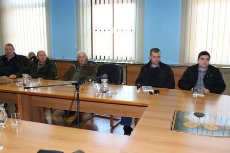 Župan Kolić sastao se s predstavnicima lovačkih društava