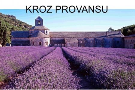 Kroz Provansu