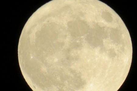 Super mjesec nad Gospićem