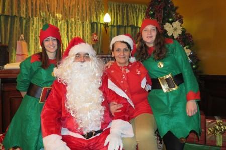 Djed Božićnjak svratio u Gospić