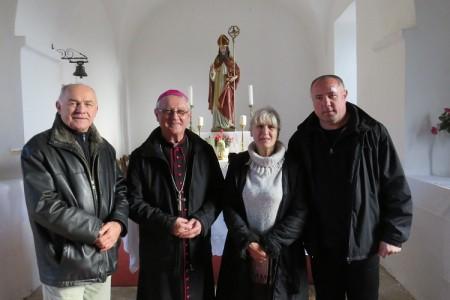 Sveti Nikola, bar na jedan dan,  vratio život u Kaluđerovac