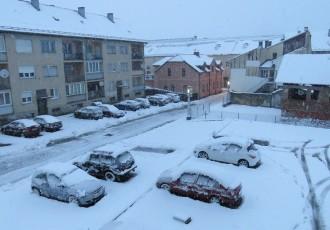 Zima se i dalje neda