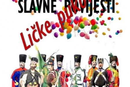 U Gospiću Festival slavne povijesti ličke pukovnije