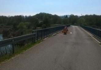 Kaluđerovački most i dalje šupalj