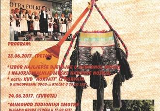Dođite na 18.smotru folklora u Otočac
