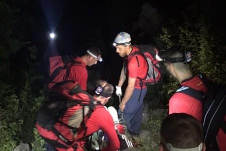 Akcija spašavanja na Sjevernom Velebitu