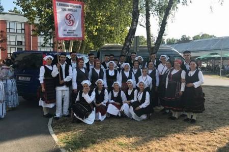 Bravo Kuterevci! KUD Dangubice iz Kutereva danas na Međunarodnoj smotri folklora u Zagrebu!!!