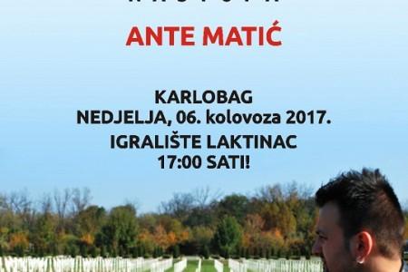 Grad Gospić uz heroje domovinskog rata!