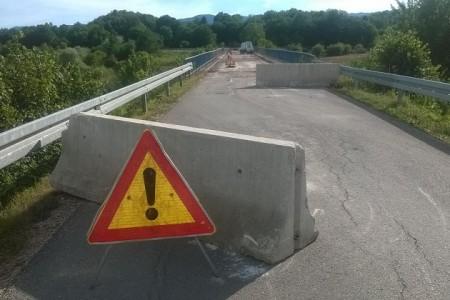 Počela obnova Kaluđerovačkog mosta