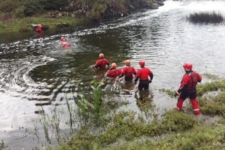 Gospićki Crveni križ organizirao tečaj osposobljavanja u vodi