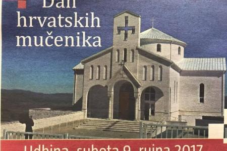 Na obljetnicu Krbavske bitke u Udbini se sutra slavi Dan hrvatskih mučenika