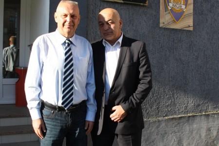 """Tri nova i dva """"stara"""" načelnika policijskih postaja službeno preuzeli svoje dužnosti"""