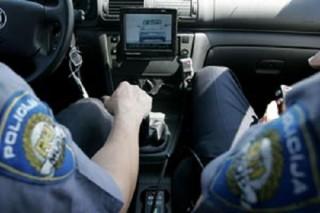 Vozači oprez: U tijeku je nadzor brzine kretanja vozila!!!