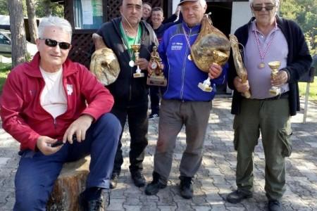 Slabim ulovom završila natjecateljska sezona Sportsko-ribolovne udruge Lika