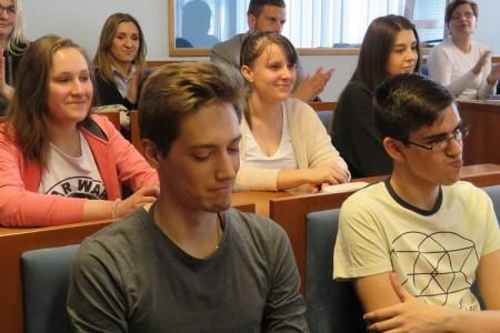 Gospićki gimnazijalci na putu u Europski parlament!!!