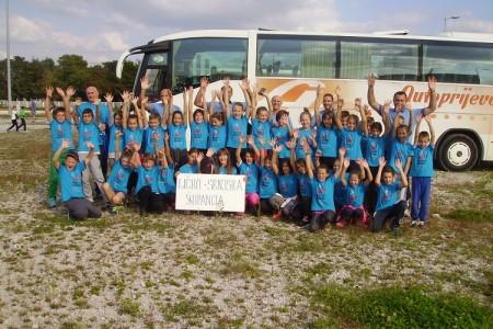 I učenici iz Like sudjelovali na 10.Danu Univerzalne sportske škole