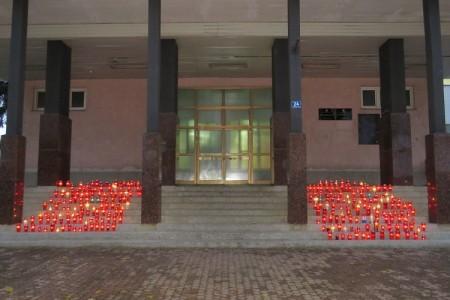 I gospićki srednjoškolci prisjetili se vukovarske žrtve