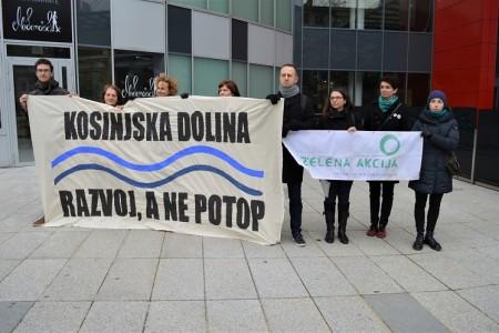 Treba li Kosinjskoj dolini razvoj ili potop?  HE Kosinj, mit ili projekt pred realizacijom?