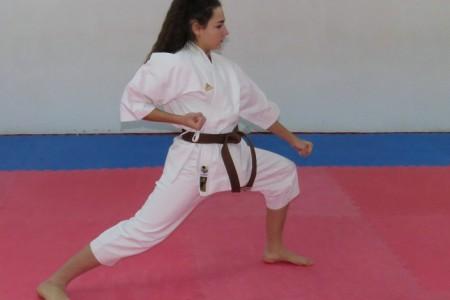 """Iva Brkić:""""karate za mene više nije sport već način življenja""""!"""
