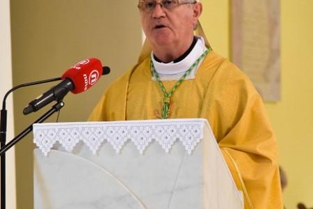 Božićna poruka biskupa Križića