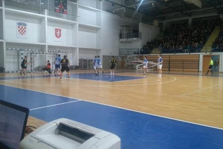 Večeras polufinala malonogometnog turnira Gospić