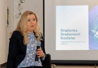 Draženka Draženović Kostelac, Ličanka iz Brinja, primjer uspješne poslovne žene.