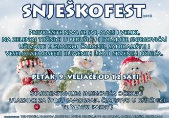 U Perušiću sutra Snješkofest!!!