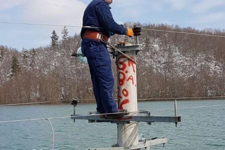 Radnici Elektrolike, još jedni heroji kosinjske borbe s vodenom stihijom!