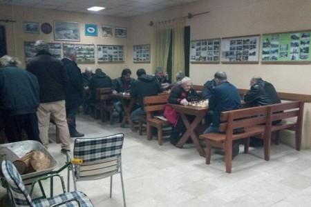 Planinarsko-šahovski ugođaj na Malački