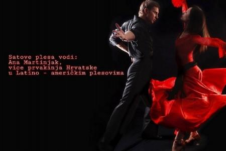 Naučite plesati disko fox i salsu!!!