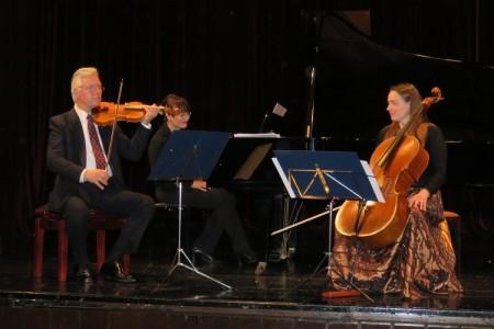 Još jedan u nizu odličnih koncerata klasike u Gospiću. Ovoga puta uz klavirski trio Bersa