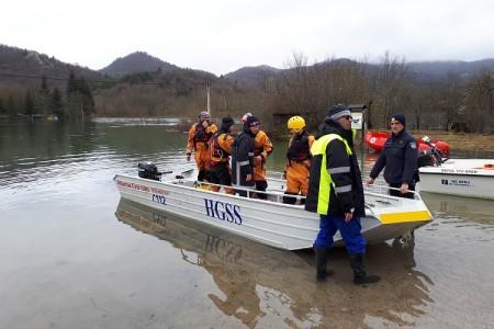 POHVALNO: Gospićki gorski spašavatelji- uvijek uz svoje stanovnike!!!