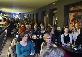Jako uspješna književna večer Ivane Plechinger Kovačić u Otočcu