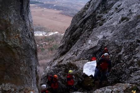 Gospićki gorski spašavatelji u akciji i na Uskrs!!!