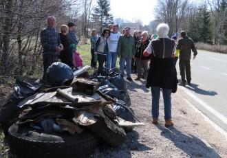 POHVALNO: Brojni volonteri čistili dijelove Nacionalnog parka Plitvička Jezera