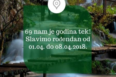 Slavljenički tjedan u Nacionalnom parku Plitvička jezera!!!