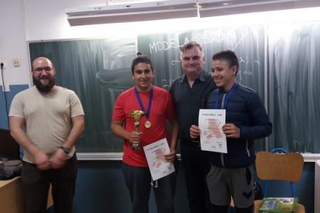 Mateo Serdar i Kristijan Devčić osvojili županijsku Modelarsku ligu i plasirali se na državno natjecanje!!!