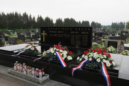 Obilježena 81 godina od ubojstva sedmero mladih Hrvata u Senju!