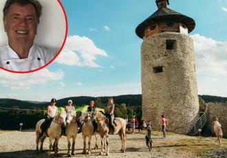 Gost manifestacije Legende Plitvičkih Dolina legendarni kuhar Stevo Karapandža!