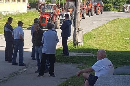 U subotu 21.srpnja drugi termin za registriranje traktora u Perušiću
