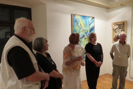 """Do kraja kolovoza u Malom salonu Muzeja Like postavljena zanimljiva izložba """"Bugarska i Hrvatska-mistika umjetnosti"""""""