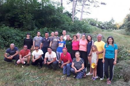 Volonteri uredili pristupni put do Fortice