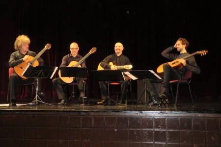 Veličanstven koncert Kvarteta gitara začinjen Oliverovom Molitvom za Magdalenu!!!