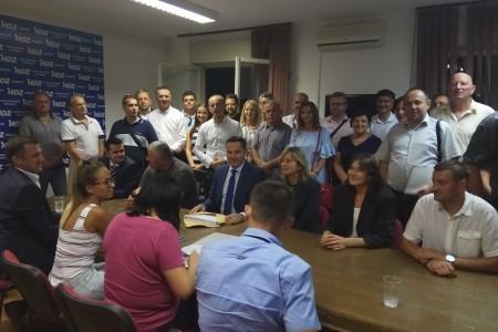 Marijan Kustić predao kandidaturu za predsjednika županijskog HDZ-a