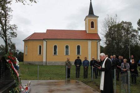 U srijedu 19.rujna Dan sjećanja na sve poginule Ribničane tijekom 2.svjetskog i Domovinskog rata